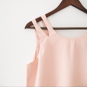 Banana Republic Blush Tank